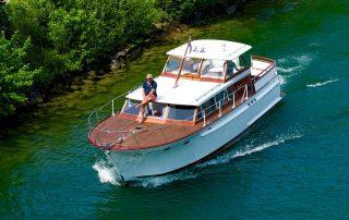 Les avantages de louer un bateau pour effectuer une croisière