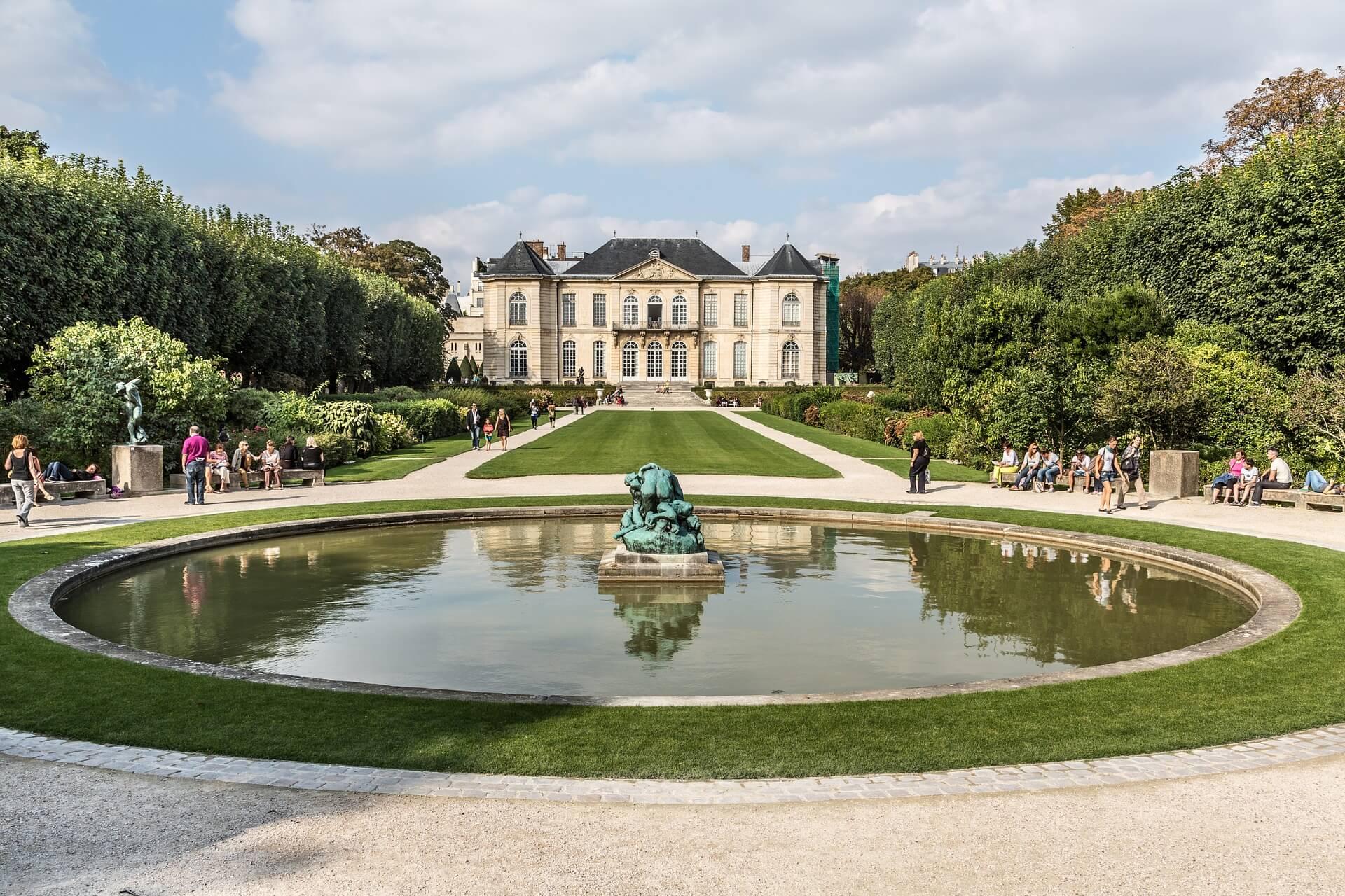 Le Musée Rodin de Paris - idéal vacances