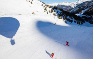 La station de ski de Courchevel
