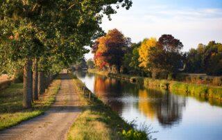 Le tourisme fluvial en Bourgogne